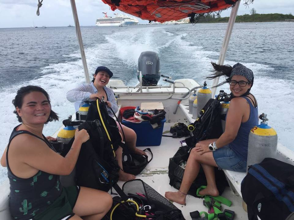 A day with Ocean Nomads